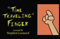 Time Traveling Finger